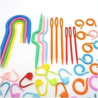 Amazon.es: agujas maquina de coser punta redonda