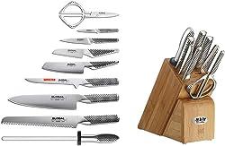 Global block-knife-sets