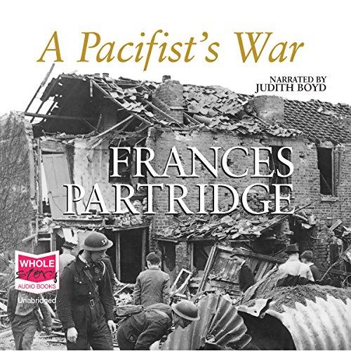A Pacifist's War cover art