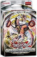 Yu-Gi-Oh! Cards Cyber Dragon Revolution Structure Deck