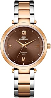 Louis Martin Casual Watch For Women Analog Alloy - lm-2131
