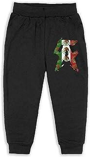 Easionerol Canelo Alvarez Child Long Sweatpants Jogger Trousers