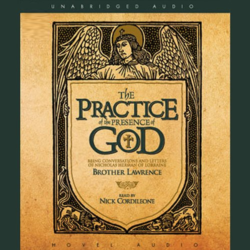 Practice of the Presence of God  Audiolibri