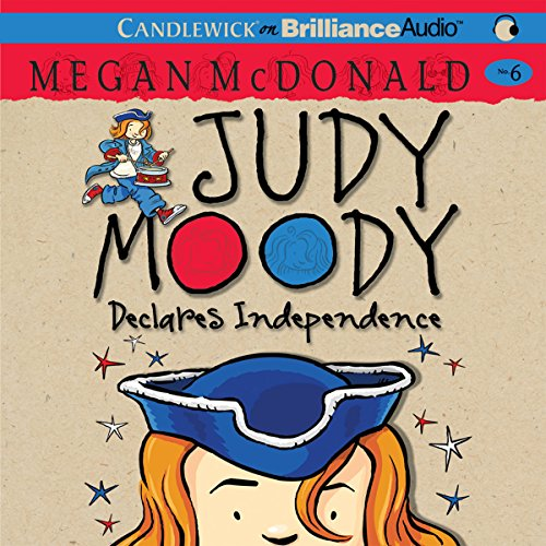 Judy Moody Declares Independence (Book 6) cover art