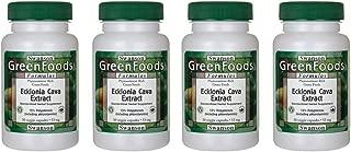 Swanson Ecklonia Cava Extract 53 mg 30 Veg Caps 4 Pack