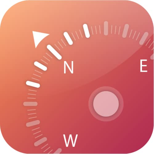 Compass Pro - Accurate Compass App & Qibla Finder
