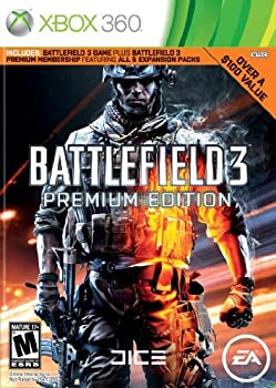 Battlefield 3 Premium Edition -Xbox 360 by Electronic Arts