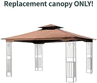 Sunjoy Replacement Gazebo Canopy for 10 x 12 Regency II Patio Gazebo