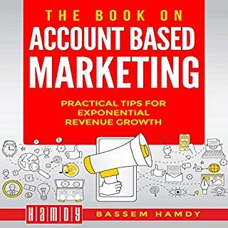 The Book on Account Based Marketing cover art