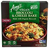 Amys Organic Vegan Broccoli and Cheese Bake Bowl, 9.5 Ounce -- 12 per case.