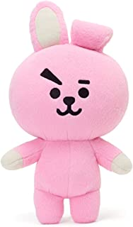 BT21 Official Merchandise by Line Friends - Cooky Character Plush Standing Figure Décor