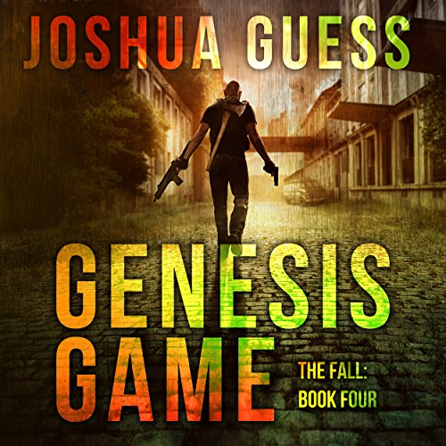 Genesis Game audiobook cover art
