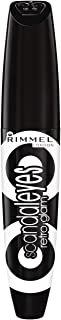 Rimmel Scandaleyes Retroglam Mascara, Black, 0.41 Fl Oz (Pack of 1)