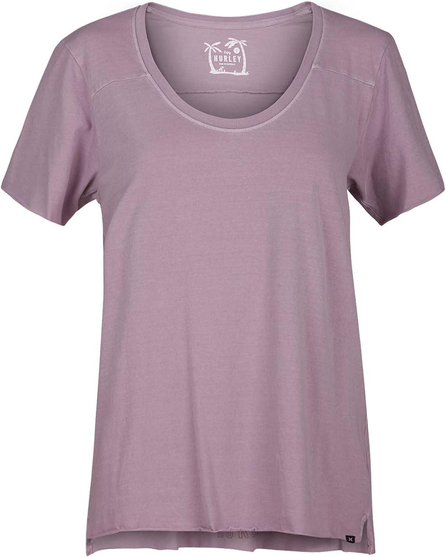 Hurley AA3215 Women's Wash Varsity Shirt