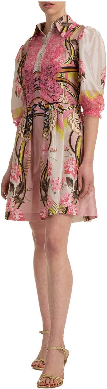 Alberta ferretti,abito, vestito corto per donna,100% seta 121U A044716451187