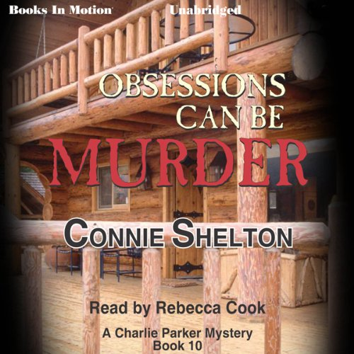 Obsessions Can Be Murder audiobook cover art
