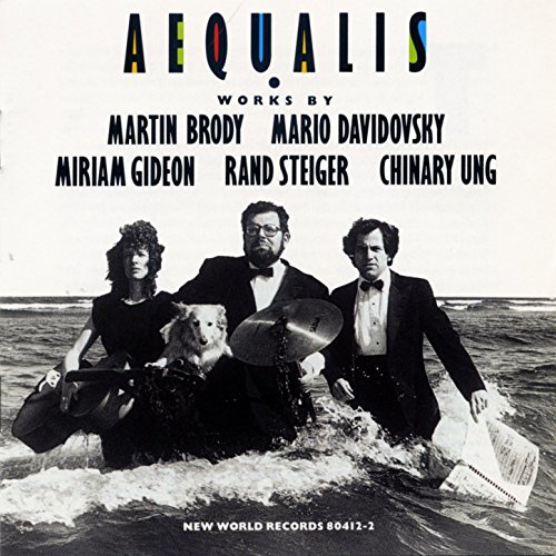 Aequalis: Brody/Davidovsky/Gideon/Steiger/Ung