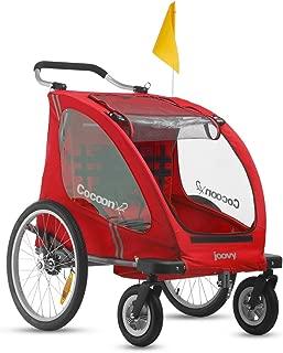 joovy cocoon x2 bike trailer