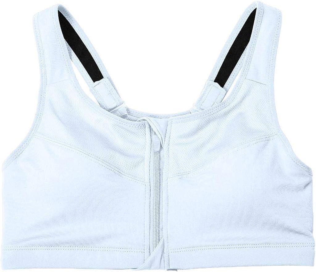 Women Intimates Sexy, Womens Sports Underwear Yoga Fitness Workout Bra Running Padded Tops Vest