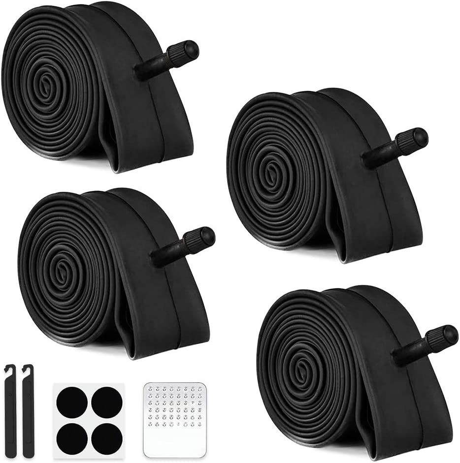 TOFAR NEW before selling ☆ 16'' x 1.75 1.95 2.15 4 Pac 67% OFF of fixed price Wheel Replacement Inner Tubes