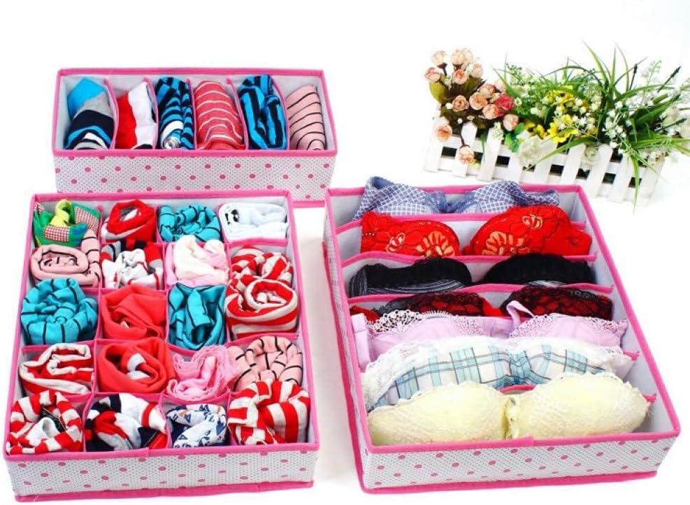 XHJTD Drawer 5 popular Manufacturer OFFicial shop Organisers Underwear Nonwoven Close Wardrobe