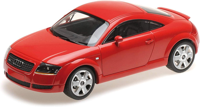 Audi TT Coupé 1998 - 1 18 - Minichamps