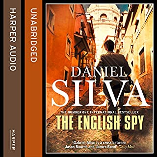 The English Spy                   By:                                                                                                                                 Daniel Silva                               Narrated by:                                                                                                                                 George Guidall                      Length: 12 hrs and 5 mins     78 ratings     Overall 4.2