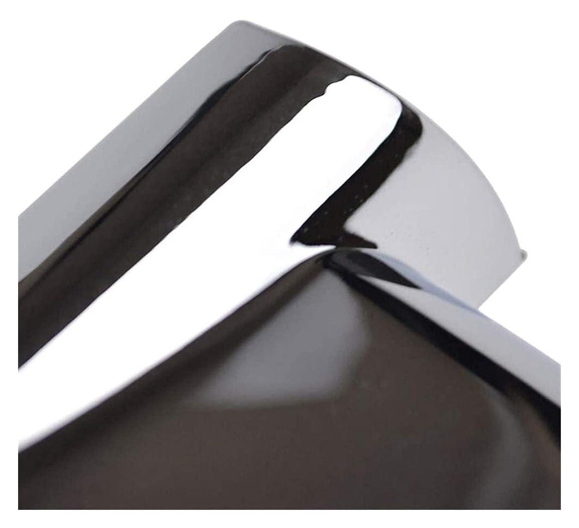もろい探す勤勉な調節可能なバックミラーは、ダッジ?ジャーニーフィアットフリーモント2009から2018 2010 2011 2012 2013交換用カバーのためのウイングミラーキャップカバー 1021