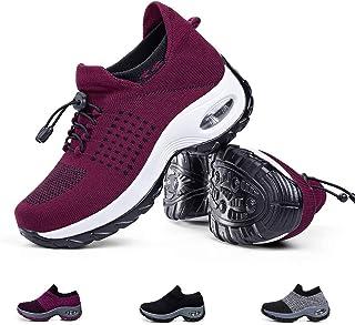 28b86c399e1dd Amazon.com: Red - Walking / Athletic: Clothing, Shoes & Jewelry