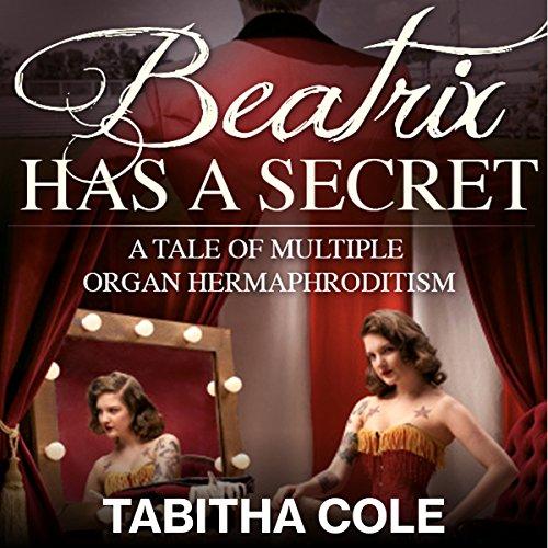 Beatrix Has a Secret audiobook cover art