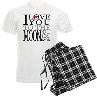 I Love You to The Moon and Back Pajamas Pajama Set