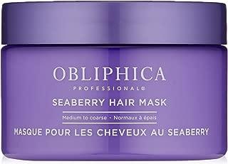 Obliphica Professional Seaberry Medium to Coarse Mask, 8.5 oz