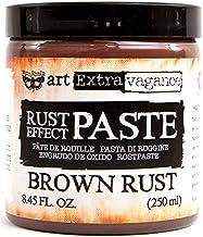 Prima Marketing Art Extravagance Rust Paste 250ml-Brown