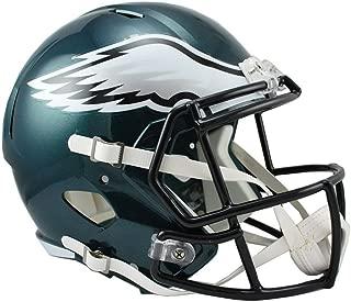 Riddell NFL Philadelphia Eagles Full Size Replica Speed Helmet, Medium, Green