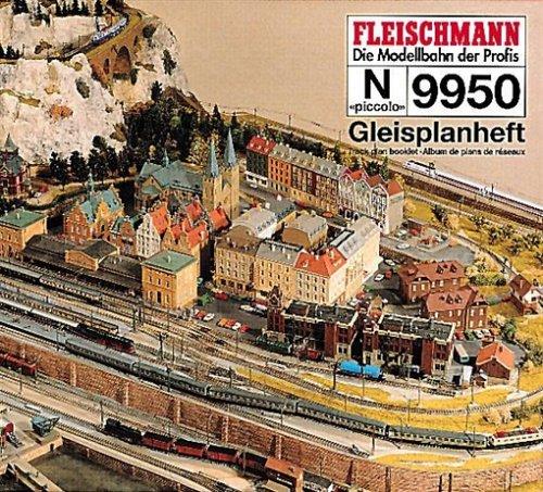 Fleischmann Piccolo 9950 - Gleisplanheft N «Piccolo»