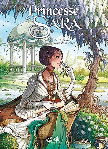 Princesse Sara T08: Meilleurs voeux de mariage
