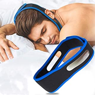 Znworld Chin Strap for Anti Snoring Devices - Breathable Chin Strap Snoring Solution, Stop Snoring, The Most Effective Sno...