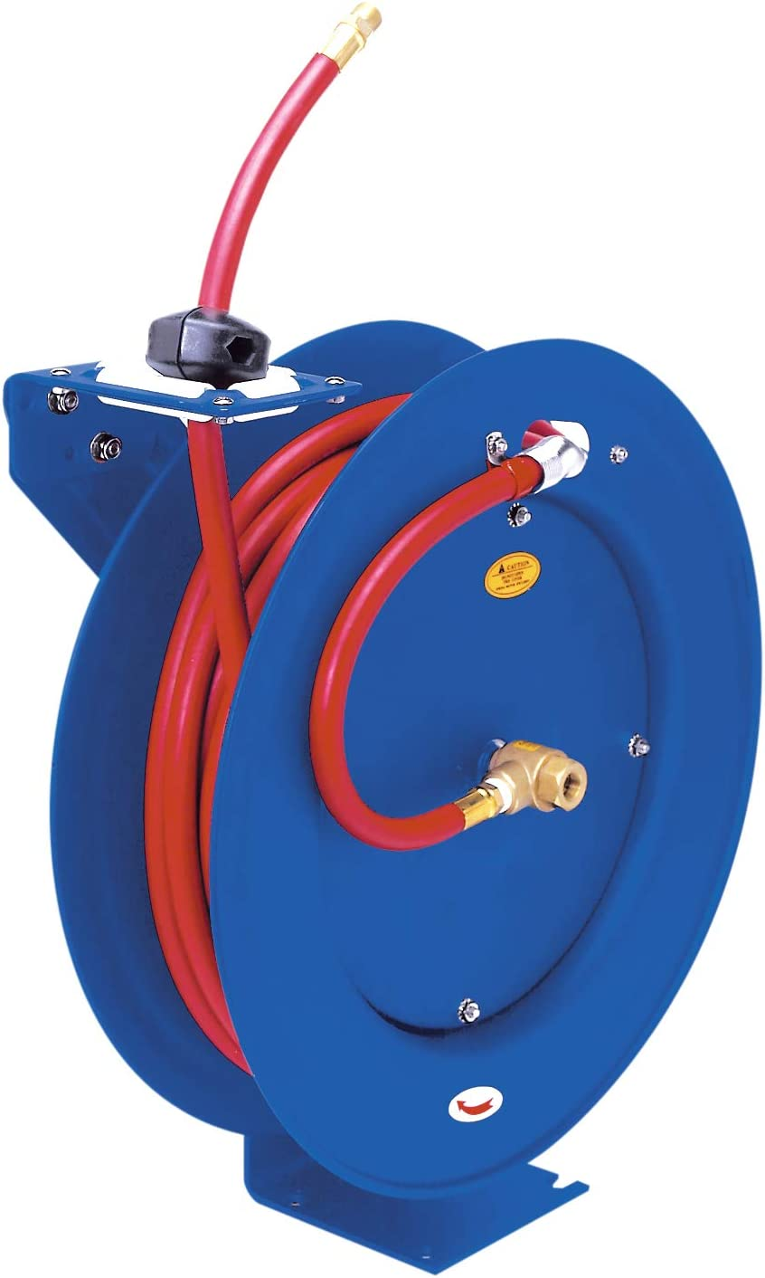 Performance Tool Ranking TOP11 M619 Auto Recoil Detroit Mall with 50-Foot Reel Hose