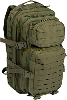 Mil-Tec US Assault Pack Small Laser Cut Olive (14002601)