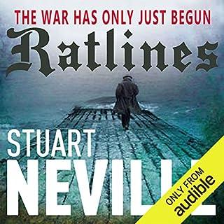 Ratlines audiobook cover art
