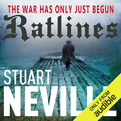 Ratlines audiobook cover art