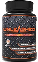UNLEASHED 60 CT Thermogenic Fat Burner for Fall & Winter|| Muscle-preserving || For Men And Women || Weight Loss and Appetite Suppression || SATISFACTION GUARANTEED