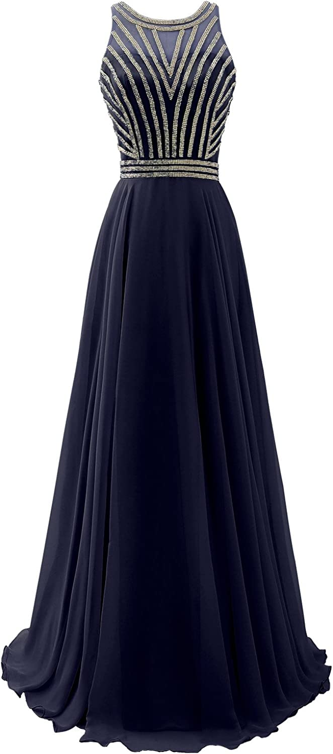 Belle House Long Prom Dresses 2019 for Women Formal Evening Ball Gowns