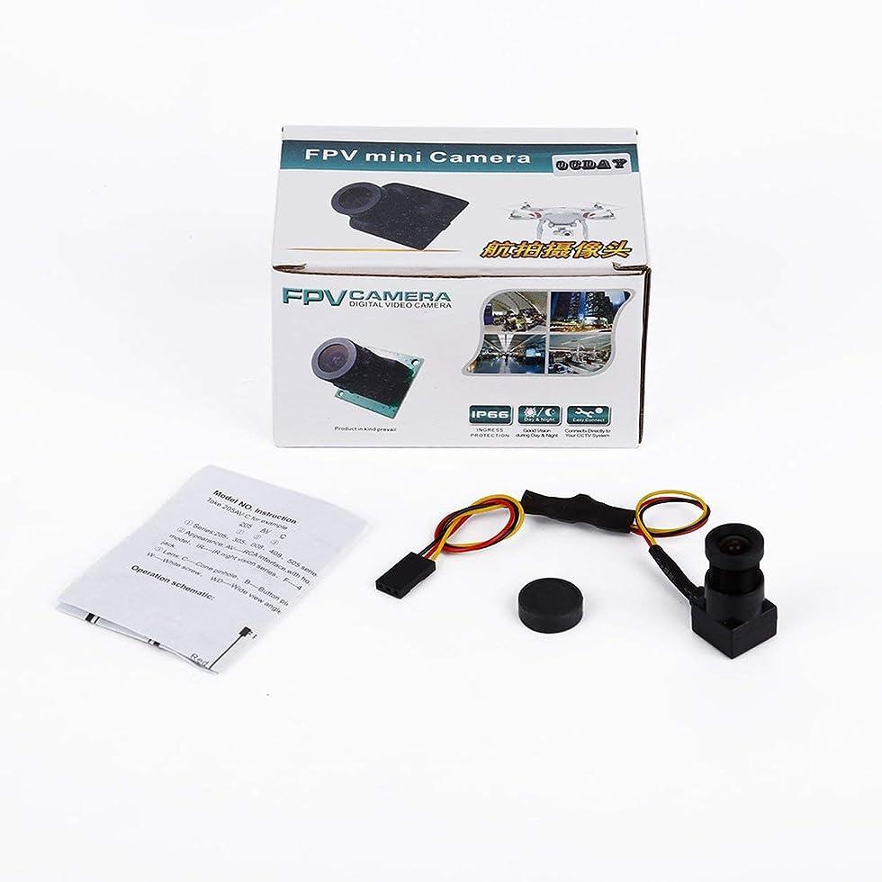 ダーツ食欲極端なSaikogoods クリスマスプレゼント ミニ広角FPVカメラ700 TVL 3.6ミリメートルNTSC録画Quadcopter用