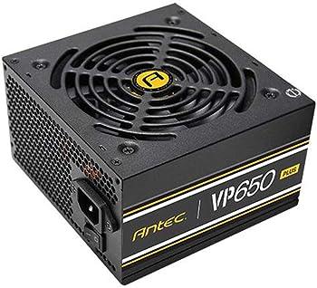 Antec VP PLUS Series 650W ATX12V / EPS12V 80 PLUS Power Supply
