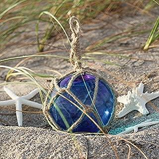 Cobalt Blue Glass Float Ball Large | Fishing Buoy Balls 5