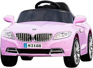 XTY Ride Dual - Drive Electric Car - Pink,2724457695135