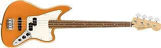 Fender Player Series Jaguar Bass - Pau Ferro - Capri Orange