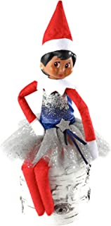 The Elf on the Shelf Exclusive Claus Couture Collection Snazzy Shimmer Dress
