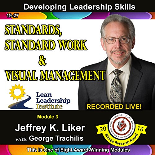 Developing Leadership Skills: Module 3 Complete audiobook cover art